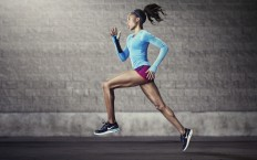Black Fitness Girl - Photography Wallpapers