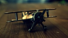 Airplane Toy - Photography Wallpapers