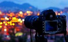 Night Bokeh Background - Photography Wallpapers