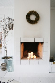 Fascinating Candle Holder Ideas for Fireplace : Home Decorative