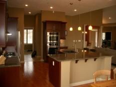 Kitchen Decoration With Hanging Island Pendant Lighting : Home Decorative