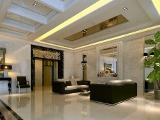 Interior Designs With the Stunning Ceiling Decorations : Home Decorative