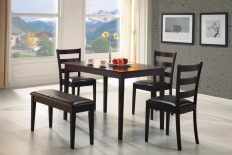 Dining Room Design With Provincial Furniture : Home Decorative