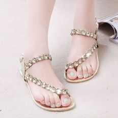 35+ Trendy Collection Of Summer Flat Shoes | Unique Viral