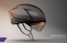 SCOTT Helmet by ROUSSEAU Tony, via Behance | Product Design | Pinterest