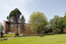 MX_SI architectural studio — Serlachius Museum Go?sta Extension — Image 2 of 16 - Divisare by Europaconcorsi