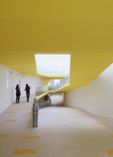Atelier Deshaus — Kindergarten In Jiading New Town — Image 6 of 28 - Divisare by Europaconcorsi
