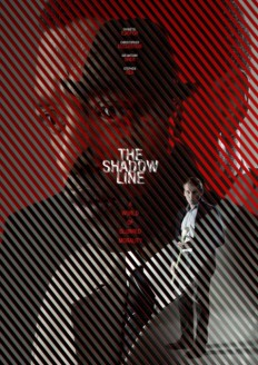 """The shadow line"" poster 