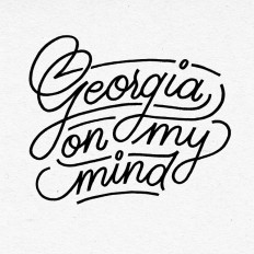 Georgia, you've been so good to me! on Inspirationde