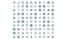Free Vector Web Development Icons - Icons - Fribly