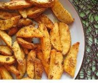 Diabetic Recipes - Baked French Fries Recipe
