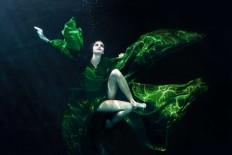 Underwater Fashion Photography by Jakob Dahlström