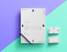 ICO Design #stationery #print #letterhead #business #card in Stationery