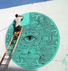 30 Modern Street Art & Graffiti Pieces