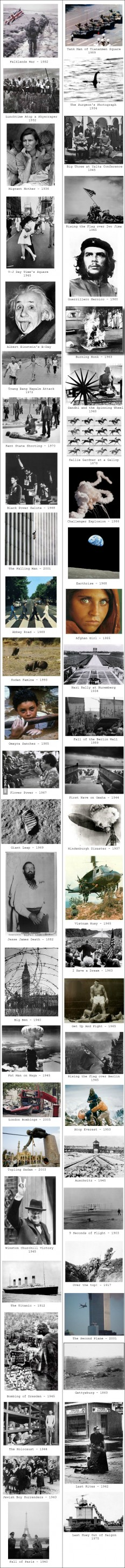 Iconic Pictures of the World - 9GAG