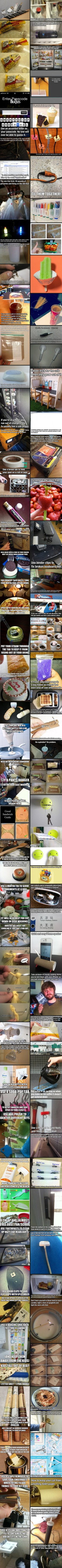 These are some useful tricks - 9GAG