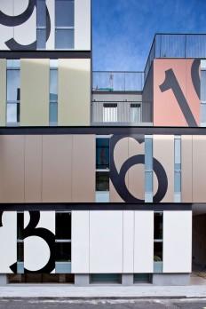 C+C04STUDIO , ing. Francesco Atzeri — Condominio P — Image 3 of 16 - Divisare by Europaconcorsi
