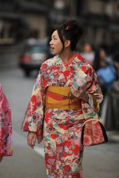 Kyoto Kimono Beauties | Tokyobling's Blog