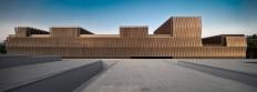 Vaíllo + Irigaray Architects, Daniel Galar Irurre — Biomedical Research Center — Image 2 of 24 - Divisare by Europaconcorsi