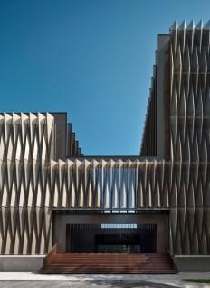 Vaíllo + Irigaray Architects, Daniel Galar Irurre — Biomedical Research Center — Image 11 of 24 - Divisare by Europaconcorsi