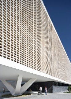BAAS Jordi Badia — Progrés-Raval Health Center. Badalona — Image 1 of 8 - Divisare by Europaconcorsi