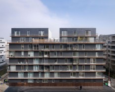 LAN Architecture — 58 housing units Boulogne-Billancourt — Image 1 of 16 - Divisare by Europaconcorsi