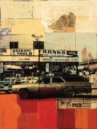 tutto Bene design - popstartmyart: Franks, Robert Mars, 2007