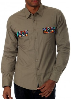 00Nothing Wild Willy Button Down Shirt