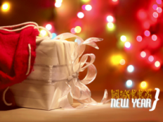 25 Beautiful New Year Cards | GraphicsLava