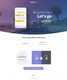 cabrio-run-landing-page.jpg by Kreativa Studio