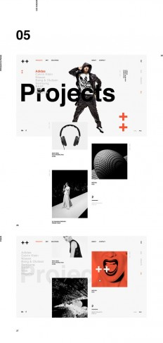 Breaking the Grid on the Web | Abduzeedo Design Inspiration