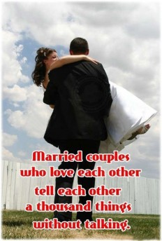25+ Love Spreading Couple Quotes | HeartsFile