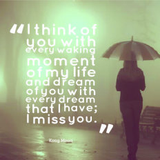 25 Cool I Miss You Quotes | HeartsFile