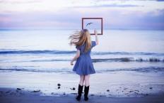 Blonde Girl Fine Art Photograph - Photography Wallpapers