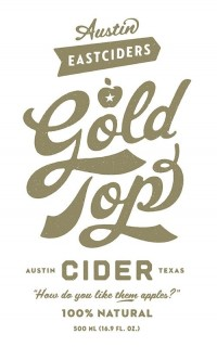 Design Envy · Gold Top Cider: Simon Walker
