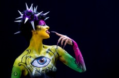World Bodypainting festival 2015 – in pictures | World news | The Guardian
