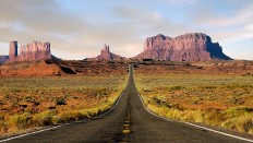 Road to The Grand Canyon - Photography Wallpapers