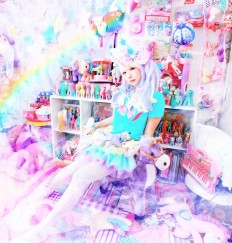 Psychedelic Photography by Julie Watai