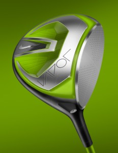 Nike Golf Club Sketching on