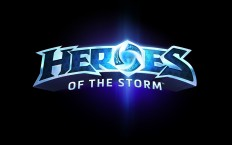 Heroes of the Storm Logo on