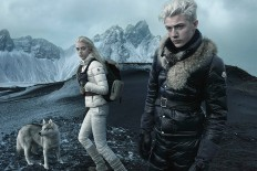 Moncler Autumn/Winter 2015 Campaign by Annie Leibovitz