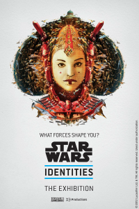 Star Wars Identities - The Exhibition | Abduzeedo | Graphic Design Inspiration and Photoshop Tutorials