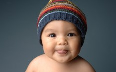 Cute Baby Portrait - Photography Wallpapers