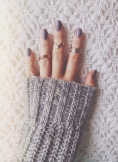 Favorite Things Friday: Nail designs – Favorite rings on Inspirationde