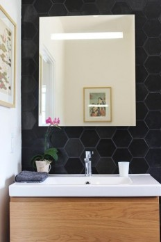 Tile Trends: Bold Hexagon Tiles for Kitchens, Baths & More | Apartment Therapy