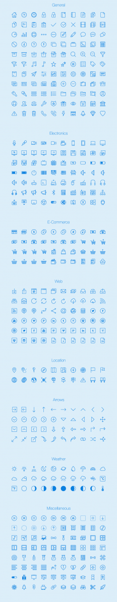 Lynny: 450 Free Thin Icons | GraphicsFuel | Premium & Free Graphic & Web Design Resources!