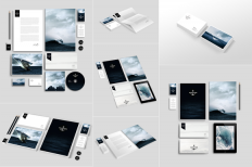 Branding Identity Mock Up ~ Product Mockups on Creative Market