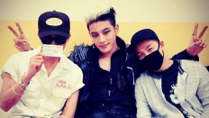 G-Dragon and Taeyang show some YG Family love for former label mate Se7en