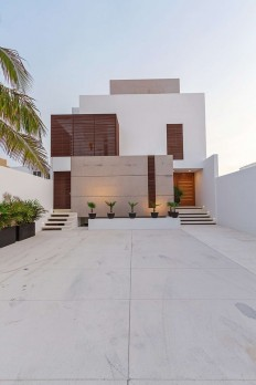 Casa JLM by Enrique Cabrera Arquitecto on Inspirationde