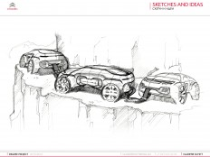 Citroen Canyon Degree Project 2013-2014 on